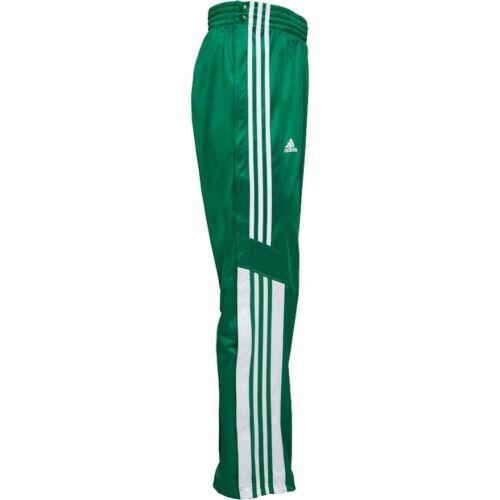 Adidas Woven Snap Pant Herren Trainingshose Knopfhose Sport Warm-Up Hose grün