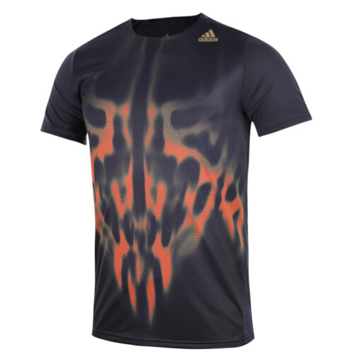 ADIDAS Men/'s Adizero Climacool Performance Short Sleeve Running Top Tee