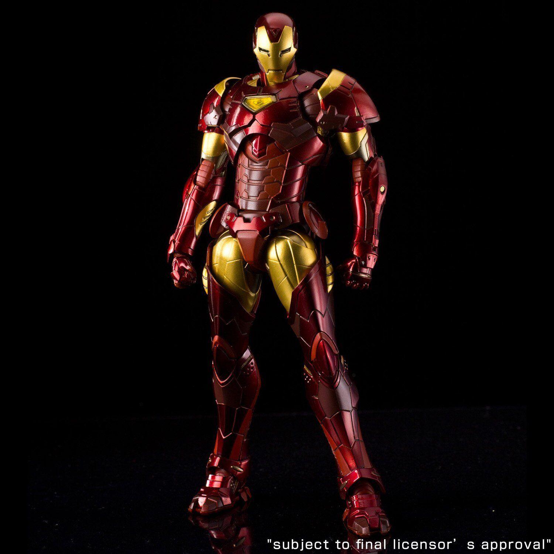 Sentinel Re modificar categoría Armadura Iron Man 02 Figura de Acción Japón Marvel