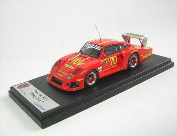 Porsche 935 Moby Dick N° 70 Momo