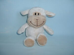 KINDER-EGG-SURPRISE-WHITE-LAMB-Cuddly-Soft-Plush-Toy-FERRERO-EASTER-GIFT-SHEEP