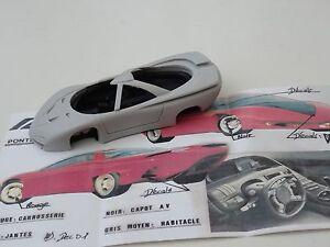 Modèles Alezan.   1/43 Pontiac Banshee Concept 1988
