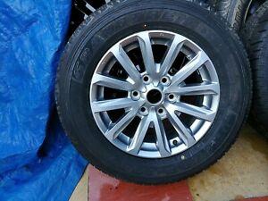 NEW Mitsubishi Barbarian L200 ALLOY WHEEL /& Bridgestone TYRE 245 65 R17