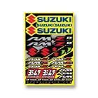 DCOR - 40-40-100 - Decal Sheet, Suzuki RMZ