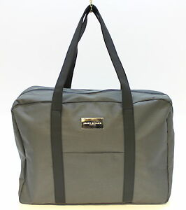 05aaab1fd23 Details about ISSEY MIYAKE L'EAU D'ISSEY POUR HOMME GREY SHOULDER BAG  /WEEKEND/TRAVEL/HOLDALL