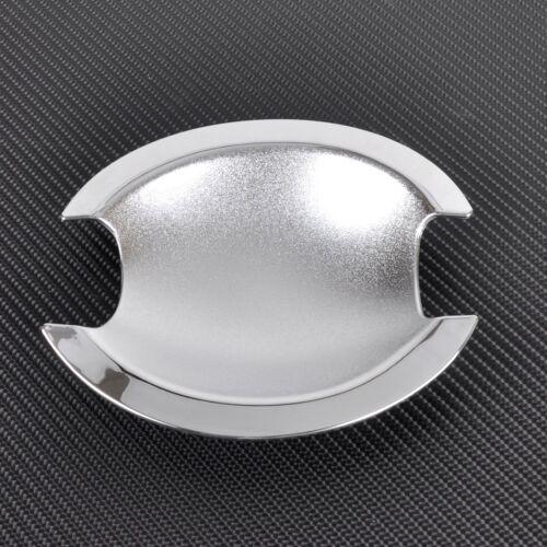 Chrome Door Handle Cover cup Bowl for Mitsubishi Outlander sport RVR 2011-2012
