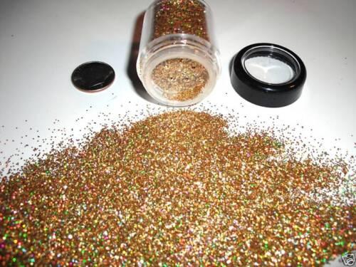D00247 Premium Grade Glitter 1//64 Flake-Oro Laser