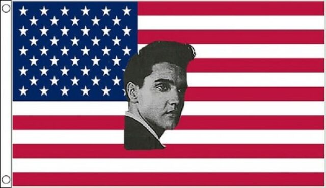 Rocky Boxer Boxing United States of America USA 5/'x3/' Flag