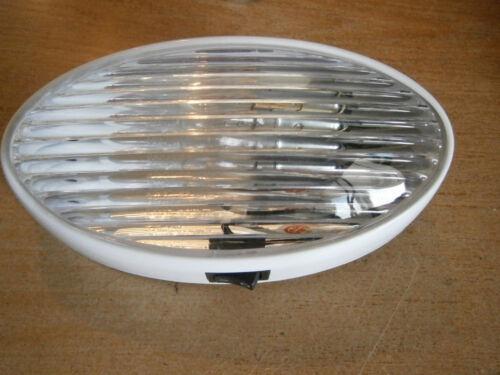 12v RV Porch Light Light w// bulb For $4.50 On Sale