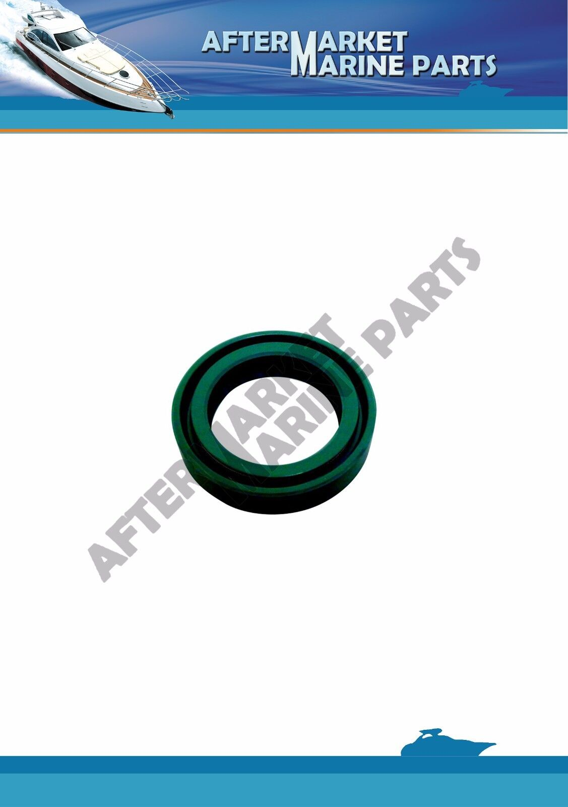 AQ125 AQ140A Volvo Penta petrol AQ120B AQ145 BB140 water pipe seal kit