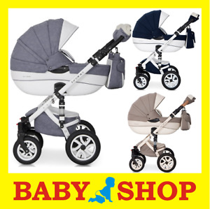 Riko Brano Ecco wózek 2w1 stroller kinderwagen pushchair pram passeggino 2in1
