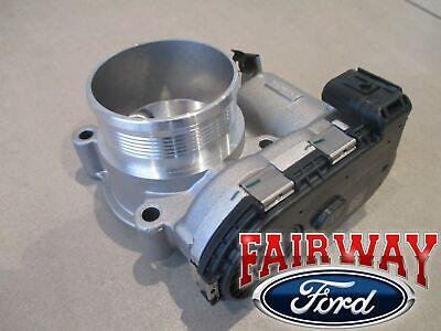 Fusion Edge Taurus Flex OEM Genuine Ford Parts 3.5L Throttle Body w// TPS Sensor