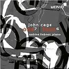 John Cage - : One7; Four6 (2014)