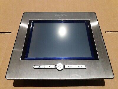 Opus Multi Room System Wcu657 Touchscreen Wall Control Unit Ebay