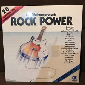 DON KIRSHNER PRESENTS ROCK POWER RONCO SEALED LP RECORD MINT