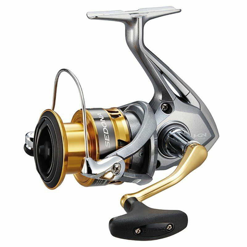 Shimano Sedona 4000 XG FI, Spinning  reel with front drag, SE4000XGFI  promotional items