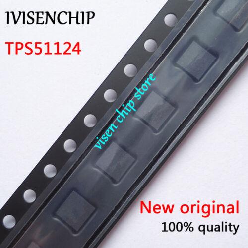1-10pcs TPS51124 51124 QFN-24