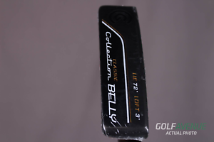 NEW-Cleveland-Classic-Black-Platinum-Almost-Putter-RH-Steel-Golf-Club-278