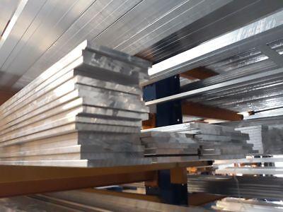 Aluminium Flachmaterial Flach Flachstange 20x2,0 mm 1500mm