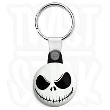 25mm Cannabis Keyring Button Badge with Zip Pull Option The Devils Lettuce