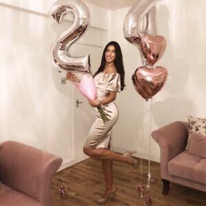 Karen-Millen-Champagne-Bardot-Satin-Pencil-Wedding-Party-Dress-Prom-6-to-16-New
