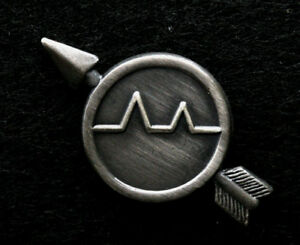 image is loading operations specialist os rating badge lapel hat pin