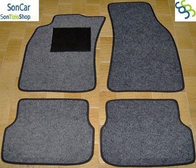 8 block AUDI A6 AVANT TAPPETI tappetini AUTO su MISURA
