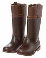 Gymboree Back To Blooms Brown Riding Boots Sz 10 11 12 13 1 2 4 Girls