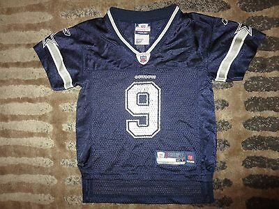 toddler size dallas cowboys jersey