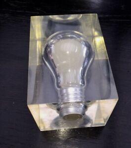 Pierre Giraudon (1923-2012) - Vers 1970 Inclusion D'ampoules Fluorescentes