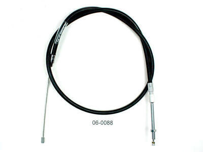Motion Pro Black Vinyl Clutch Cable Compatible for Harley Davidson XLCH 1971-1979