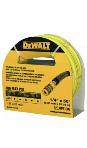DEWALT DWFP1450D Polymer Blend Air Hose