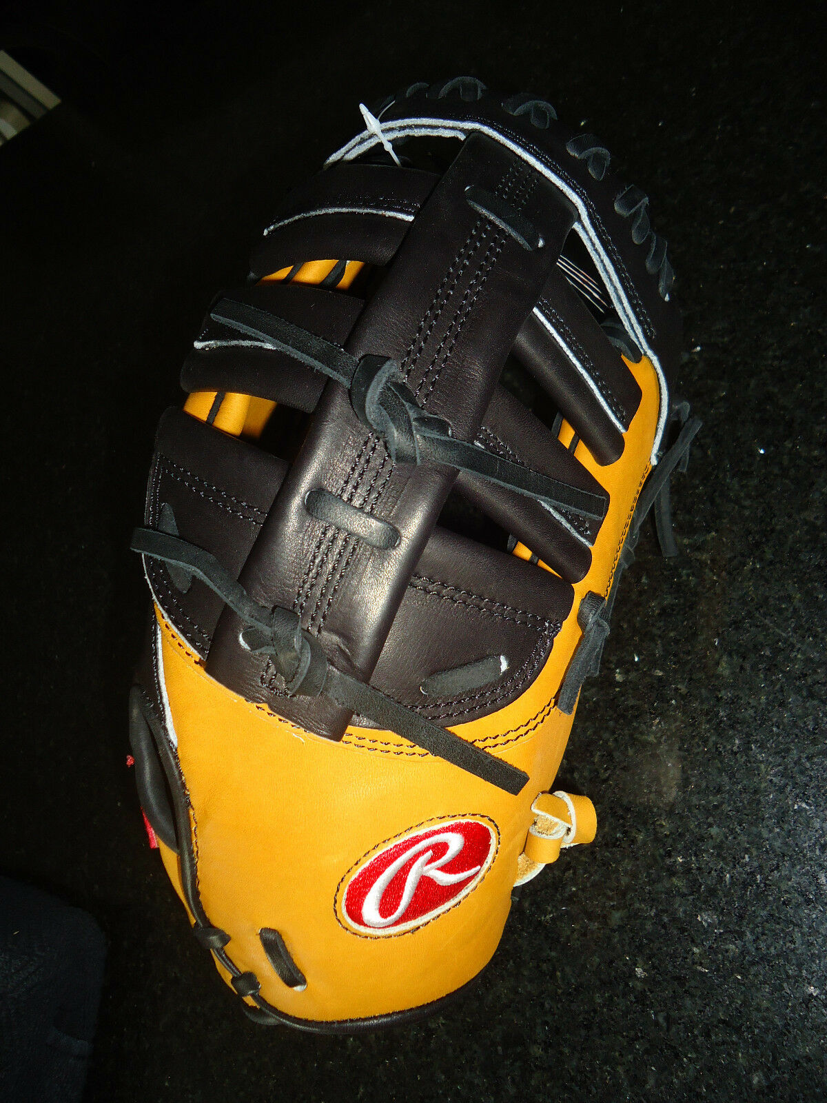 Rawlings Heart of the hide Pro tema Prosc 21 bubpro First Base Mitt 12  RH (1B)