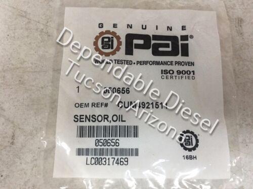 Pai # 050656 Ref Sensor De Pressão De Óleo Para Um 6C e Cummins Isc Nº 4921511 4088390
