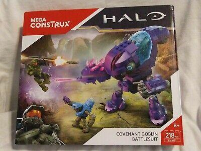 MEGA CONSTRUX HALO Covenant Goblin Battlesuit Set 8 NEW