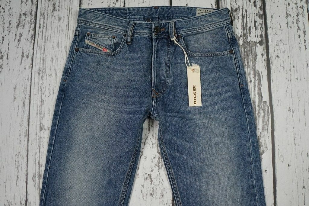 BNWT NEW DIESEL LARKEE 800Z 0800Z JEANS MEN 29x32 29 32 W29 L32 100% AUTHENTIC