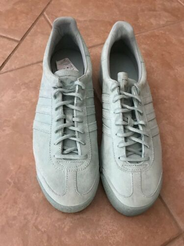 Vntg B39017 Samoa Vintage Tactile 12 maat Adidas Mintgroen Originals Suede 2eWIH9YED