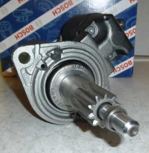 1,7 kw verk 0001115011 0001110081 original Bosch Anlasser für Porsche 12V