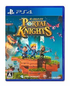 Spike-Chunsoft-Portal-Knights-SONY-PS4-PLAYSTATION-4-JAPANESE-VERSION-PLJS-70113