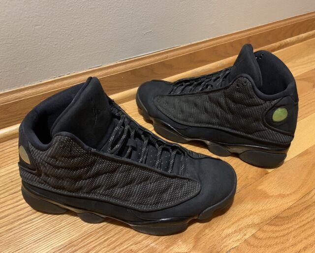 Nike Air Jordan 13 Retro BG XIII Black