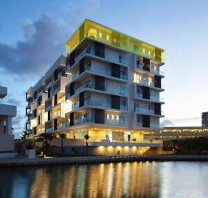 Venta Departamento en Cancun Tipo Penthouse en Riva Puerto Cancun con estupendas vistas