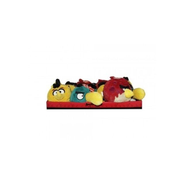 Angry Birds Star Wars 12cm Plüsch Chewbacca Plüsch Kuscheltier Stofftier NEU