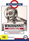 Whodunnit? : Series 1 (DVD, 2013, 2-Disc Set)