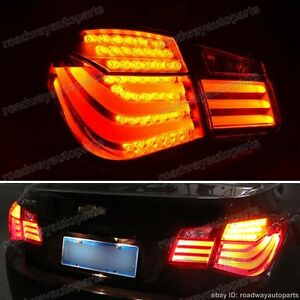 131156220120on 88 98 Chevy Led Tail Lights