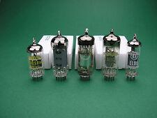 Röhrensatz ECC85 ECH81 EBF89 EABC80 EL95 Tube set NOS -> Philetta Röhrenradio