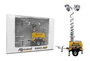 Allmand Night Lite Pro II V Series Mini Light Tower Model ...