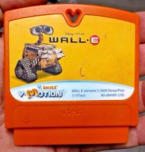 2008-VTech-VSmile-Motion-Wall-E-Game-Cartridge-TESTED-WORKING