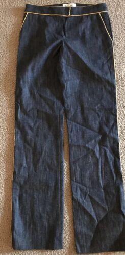 525 jambe Hian foncé 29x34 Nwt Paula 4 Pantalon en à délavage taille large jean CXRxqxwO5