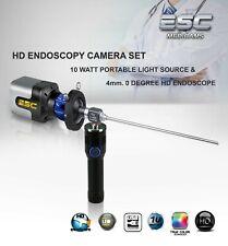 Endoscopy Camera Rigid Endoscope Led Cold Light Source Ent Hd Olympus Storz