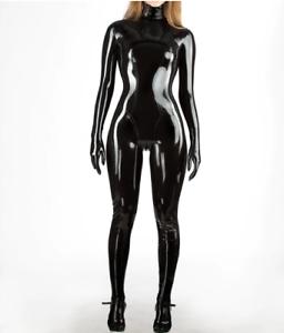Platex Latex Rubber Gummi Catsuit Body avec chloration Nouveau RRP £ 300